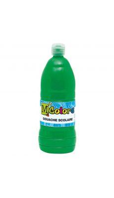 Gouache liquide vert lumiere - Flacon de 1L