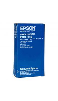 Epson - ERC-32 B - Ruban nylon noir S015371