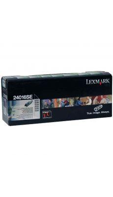Toner Lexmark 24016se noir