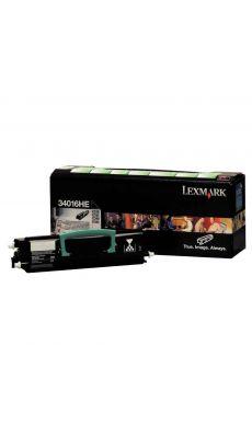 Toner Lexmark 34016he noir