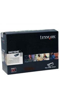 Toner Lexmark 64016he noir