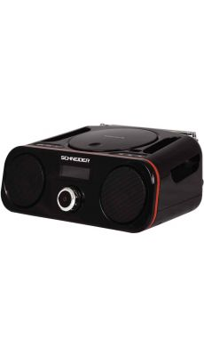 SC420BBX - POSTE CD/MP3/USB/BLUET 2X5W