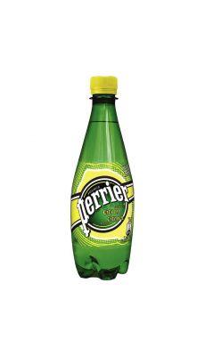 Pack de 24 bouteilles de Perrier citron 50cl
