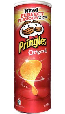PRINGLES - 119004 - BOITE PRINGLES ORIGINAL 175G