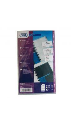 Elba - 970032 - Recharge pour carte de visite Proline 6057 - Paquet de 10