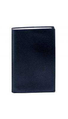 QUO VADIS - Agenda universitaire 10x15 cm noir