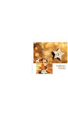 Bouchut grandremy - Carte de vœux thème fêtes - Paquet de 25