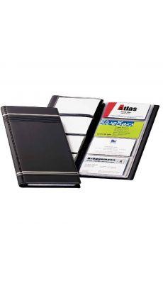 Durable - 8581-58 - Album carte de visite Visifix gris - 96 Cartes