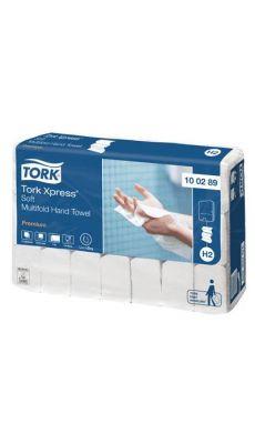 TORK - Essuie-mains enchevetres doux pointe fine - carton de 3150