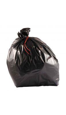 Sacs poubelles 100 litres lourd - carton de 200