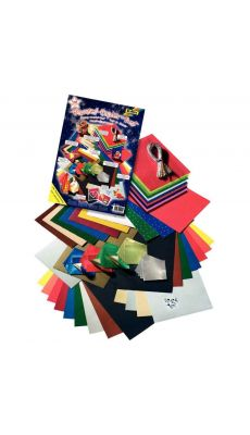 Set atelier papier noel - 198 pieces