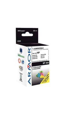 ARMOR - HP343 - Cartouche compatible HP C8766EE Couleur
