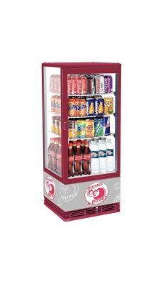 Refrigerateur vitrine 95 litres