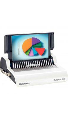 Fellowes - 5620701 - Perforelieuse Pulsar électrique