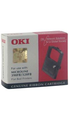 OKI - 09002310 - Ruban nylon OKI ML320/390FB noir