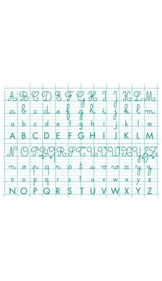 Rouleau tableau blanc abecedai 70x100