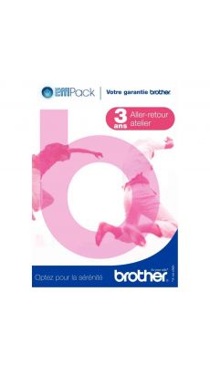 Brother - EFFI3ARC - Contrat d'extension de garantie