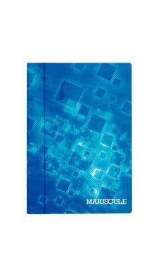 Cahier piqures grand carreaux 24x32 48p 90g