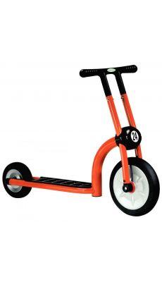 Trottinette 2 roues 2/4ans orange