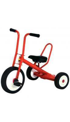 Tricycle 3/6ans speedy rouge