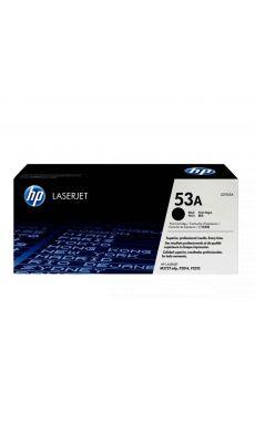 HP - Q7553A - Toner Noir 53A