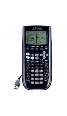 Calculatrice graphique texas ti-89 titan noir