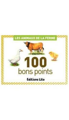 Editions Lito - 01922 - Image - Les animaux de la ferme - Boite de 100
