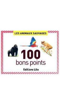 Editions Lito - 01923 - Image - Les animaux sauvages - Boite de 100
