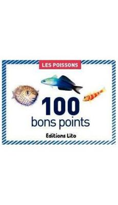 Editions Lito - 01924 - Image - Les poissons - Boite de 100