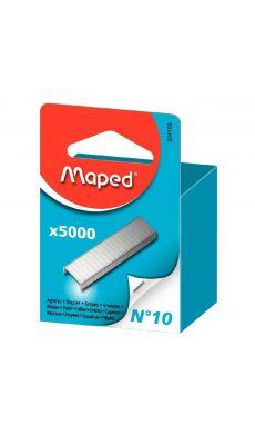 PAVO - 8043071 - Agrafe n°10 standard - boite de 5000