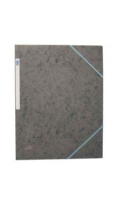 Chemise 3 rabats a elastique 5/10 gris