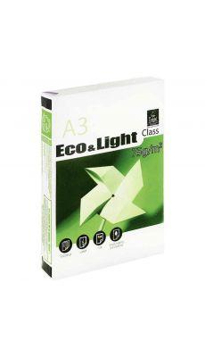 Ramette papier A3 Eco&Light 75g - Blanc