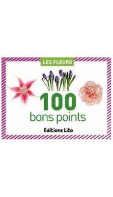 IEditions Lito - 01928 - Image - Les fleurs - Boite de 100