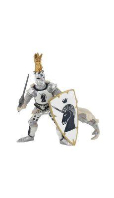 """Figurines Papo en plastique """"maitres des armes"""" lot de 10"""