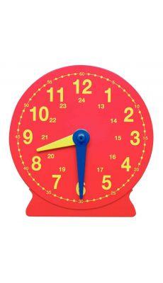 Horloge geante 41cm magnetique