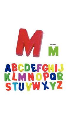 Lettres magnetiques - sachet de 620