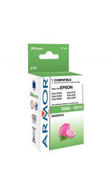 ARMOR - K12316 - Cartouche compatible Epson T071/089 Magenta
