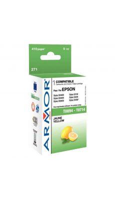 ARMOR - K12317 - Cartouche compatible Epson T071/089 Jaune