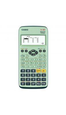 Casio - FX92 SPEC - Calculatrice scientifique spéciale collège