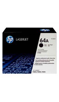 HP - CC364A - Toner Noir 64A