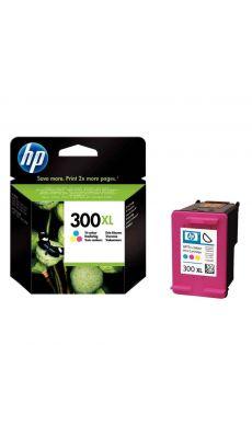 HP - CC644EE - Cartouche Couleur N°300XL