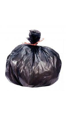 Sacs poubelles 20l pour dechets legers 14 microns - carton 1000