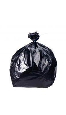 Sacs poubelles 30l pour dechets standard 30 microns - carton 500