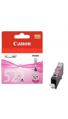 Canon - CLI-521M - Cartouche magenta