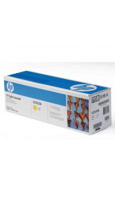 HP - CC532A - Toner Jaune