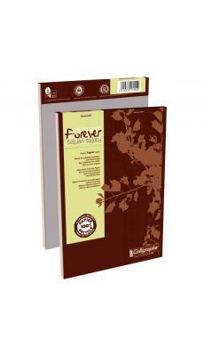 Clairefontaine - 17255 - Bloc bureau recyclé petit carreaux - A5 - 100 feuilles