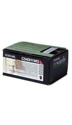 LEXMARK - C540H1MG - Toner Lexmark 00c540h1mg magenta
