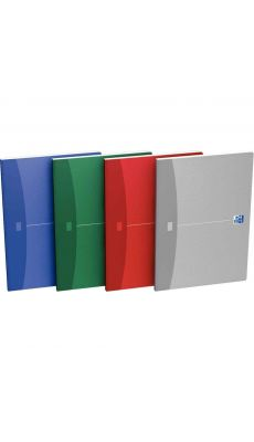 OXFORD OFFICE - 100103389 - Cahier brochures Oxford office petit carreaux 14,8x21 192p 90g