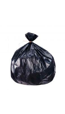 Sac poubelle 100l dechets legers - carton de 500