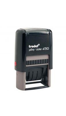 "TRODAT - Dateur printy 4mm + ""recu le"""